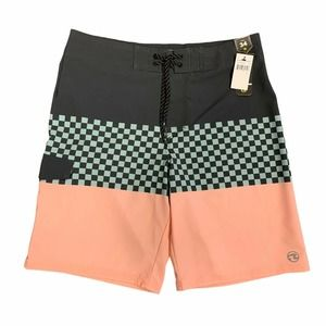 Ocean Current Boardshorts Unlined QuickDry Stretch